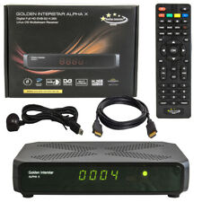 Golden interstar AlphaX IPTV