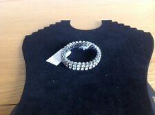 Vintage Diamante Expandable Bracelet.
