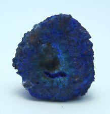 >>>Azurit-Blaubeer->Kristall/Druse<<<>>Top-Sammlerstück!! <<