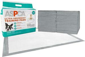 Absorb Regular Pets Dog Training Pads Home Puppy Potty Pad Waterproof 100 Pack