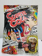 Nobel Super Cola, Japanese candies, Super cola Candy 2.9oz Per Pack