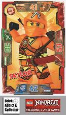 Lego ® Ninjago Carte Trading Card VF Français 2016 N°043
