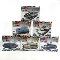 Medium StuG IV F2 6pc 4D Heavy Assemble Battle Tank Model Weapons Armor Boy Gift