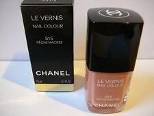 Chanel  Le Vernis Nail Polish  PECHE NACREE No.515 new&boxed