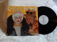 CHARLIE and the PEP BOYS .. DADDY'S GIRL .. A&M LP 1976