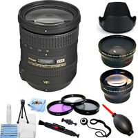 Nikon AF-S DX NIKKOR 18-200mm f/3.5-5.6G ED VR II Lens!! PRO BUNDLE!!