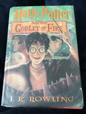 Harry Potter And The Goblet Of Fire - Book 4 Of Series