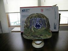 PENN STATE NITTANY LIONS CAMO SNAPBACK,OUTDOOR CAP,HAT,CAP, NCAA, NWT