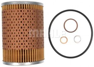 Engine Oil Filter-MFI Mahle OX 32D