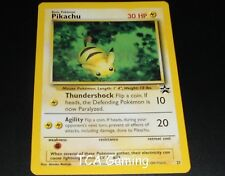 "Pikachu # 27 ""Bumblebee"" Black Star PROMO WOTC Rare NEAR MINT Pokemon Card"