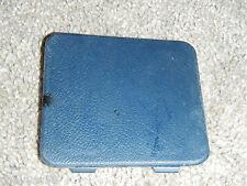 BLUE KICK PANEL ACCESS COVER #1 1988-1992 88 92 TOYOTA COROLLA 4WD WAGON