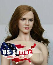 "1/6 Emma Watson Head Sculpt 5.0 Harry Potter For 12"" Hot Toys PHICEN Figure❶USA❶"