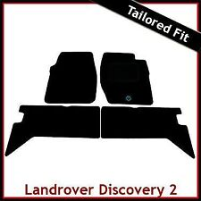 Landrover Discovery 2 (1998 1999...2003 2004) Tailored Fitted Carpet Car Mats
