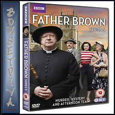 FATHER BROWN - COMPLETE SERIES 5  * BRAND NEW DVD***