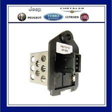 Radiator Fan Motor Resistor for Peugeot 206 307 406 807 Partner / Expert 1267E3