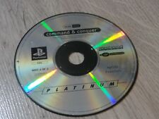 COMMAND & CONQUER CD 2/2 PLAYSTATION 1 PS1 PSONE PS2 PS3 DISC 2