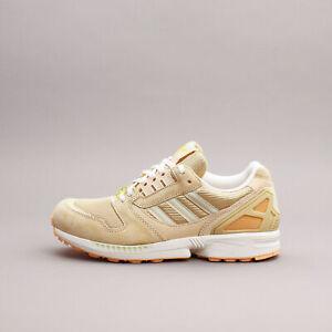 Adidas Originals  ZX 8000 Hazy Beige Lifestyle Running Shoes New Men gym H02111