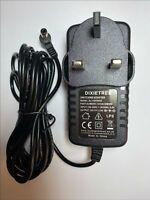 12V MAINS AKURA APDVD6008 DVD PLAYER AC ADAPTOR POWER SUPPLY CHARGER PLUG