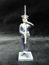 54mm Metal Toy Soldier - Royal Navy Standing LMS56