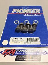 Chevrolet V-8 V-6 Auto Transmission Flexplate To Crank Bolt Kit Pioneer 859022
