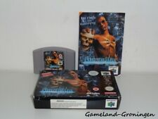 Nintendo 64 / N64 Game: Shadow Man [PAL] (Complete) [UKV]