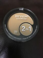 REVLON Colorstay 2in 1 Compact Make up and Concealer 150 Buff