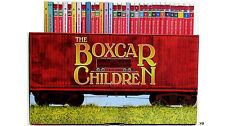 The Boxcar Children Mysteries Books 1-33 in Boxcar Holder Gertrude Warner NEW
