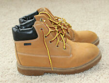 Outbound trading Co Kids Yellow Boots Shoes Sz: 2 M