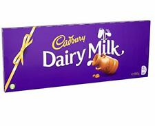 Cadbury Dairy Milk Giant Chocolate Bar, 850 g