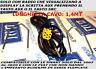 CAVO KIT AUX MP3 1,4M FIAT Blaupunkt Grande Punto 500 Panda Musa Idea 159 Brera