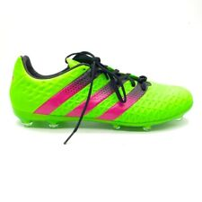 Adidas Mens NIB Ace 16.2 Soccer Cleats Green Lace Up AF5266 12.5 EU 47 1/3 New