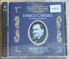 Enrico Caruso in Song Vol. 3 1873 - 1921 (2xCD)