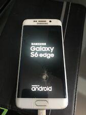 Samsung Galaxy S6 Edge 32GB bianco guasto