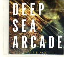 (DR884) Deep Sea Arcade, Steam - DJ CD