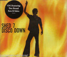 SHED 7 - Disco Down (UK 3 Track CD Single Part 1)