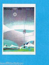 MUNCHEN/MONACO '72-PANINI-Figurina/Manifesto n.4- Rec