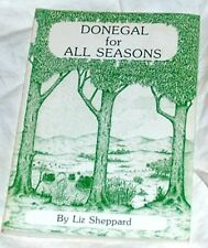 Donegal For All Seasons by Liz Sheppard Signed
