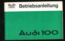 Manuale AUDI 100 1976 AUDI NSU AUTO UNION 12.76 manuale