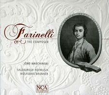 Farinelli-The Composer - Carlo Broschi (2011, CD NIEUW)