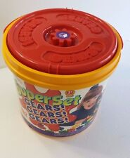 Gears Super Set Learning Resources Bucket of Gears - Child Toy Age 3+