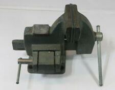Vintage Wilton Angle Tilt Amp Swivel Gunsmith Vise 121091 Non Marring Soft Jaws