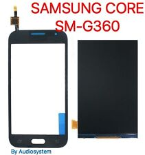 DISPLAY +TOUCH SCREEN per SAMSUNG GALAXY CORE PRIME SM-G360F G360H GRIGIO VETRO