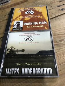 Tara Naysmith 2 Cds Mates Underground/ Working Man