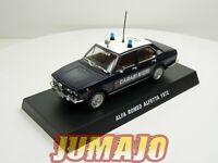 CR31 voiture POLICE 1/43 CARABINIERI : ALFA ROMEO Alfetta 1972