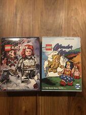 LEGO 77905 Taskmaster's Ambush & 77906 Wonder Woman Brand New In Hand!