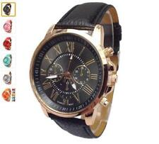 Unbranded Faux Leather Wristwatches