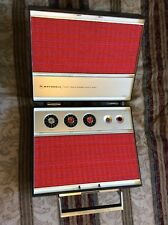 Very Rare Motorola 8-Track Stereo Tape Player Model No. GP81GU Made In Japan