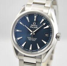 Omega Seamaster Aqua Terra Blue 41.5mm 8500 Automatic 231.10.42.21.03.003 UNWORN