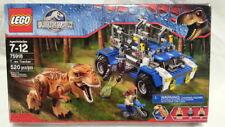 Lego Jurassic World T-Rex Tracker 75918 Building Kit 520 pieces