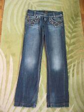Damen Jeans Killah Nieten 29 blau